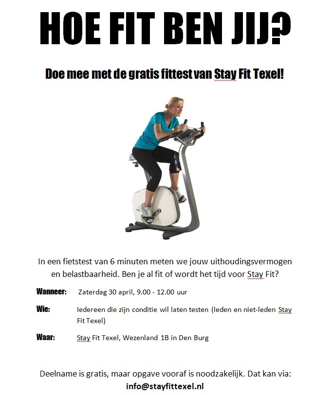 flyer fittest fiets face book